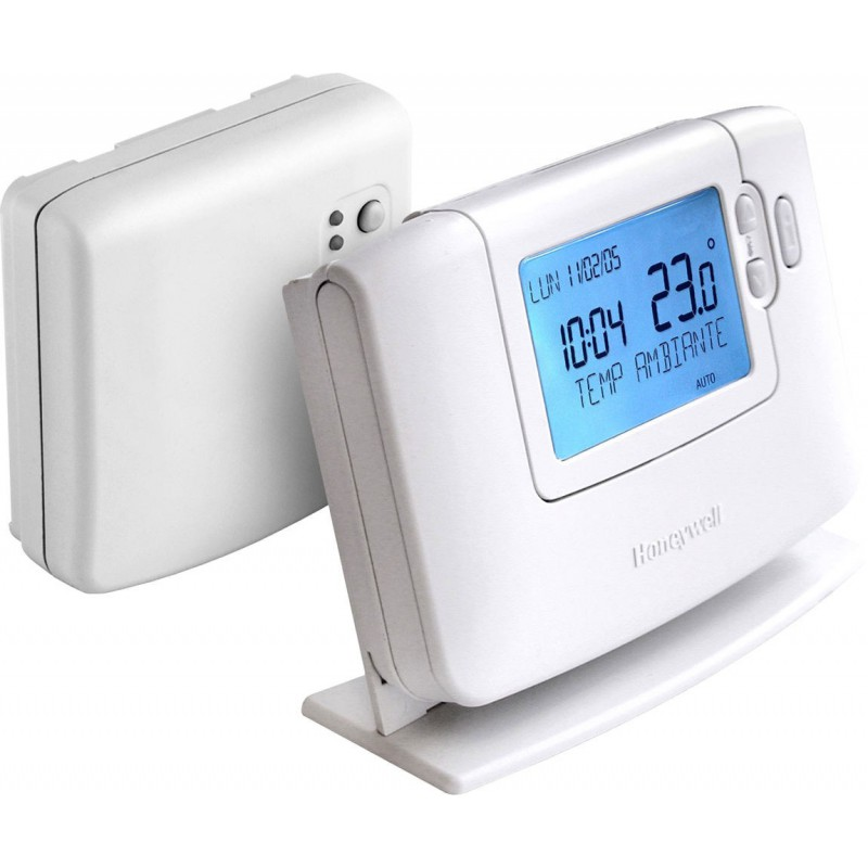thermostat d 39 ambiance programmable sans fil honeywell
