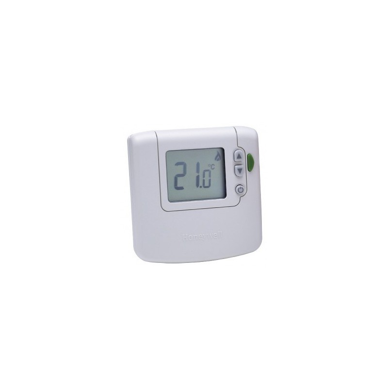 Thermostat d 39 ambiance digital filaire - Thermostat d ambiance programmable filaire ...