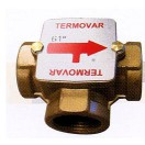 "VANNE THERMIQUES 1""1/4 CHAUDIERES A COMBUSTIBLE SOLIDE"